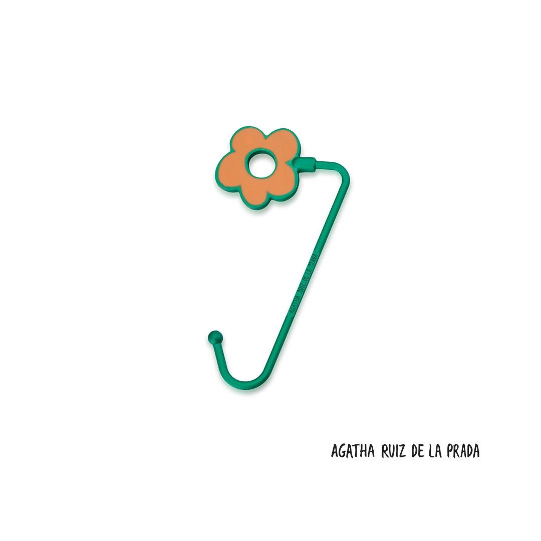 Cuelgabolsos Ilussion - Flor