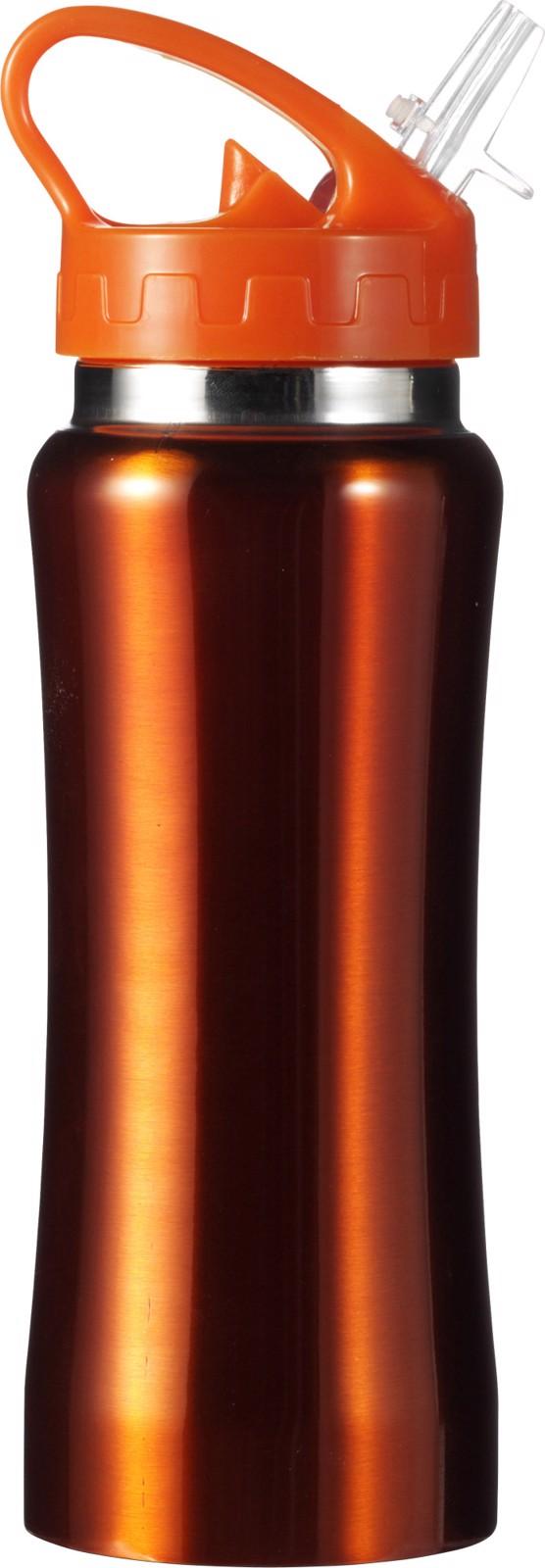 Stainless steel bottle - Orange