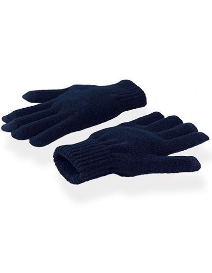 Gloves Touch - Navy / S/M