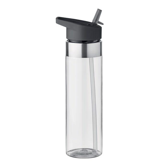 650 ml tritan bottle Sicilia - Transparent