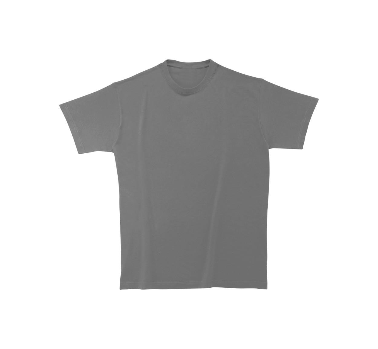Tričko Heavy Cotton - Tmavě Šedá / L