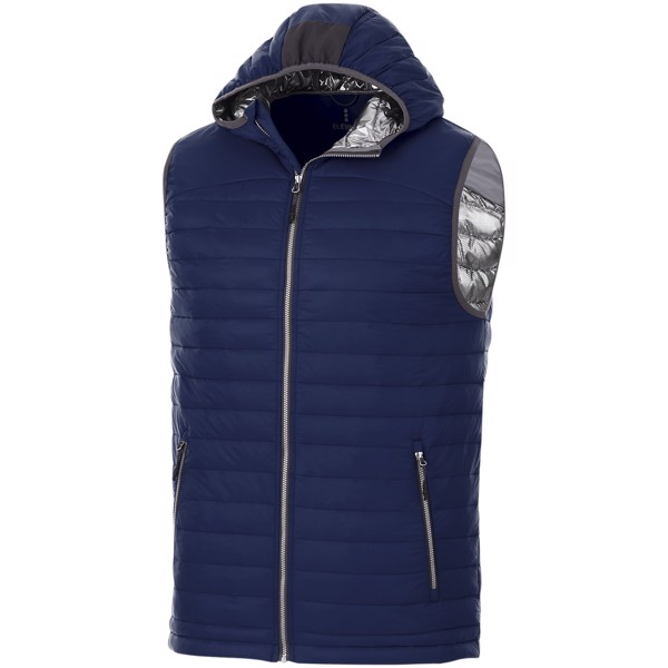 Junction men's insulated bodywarmer - Navy / XL