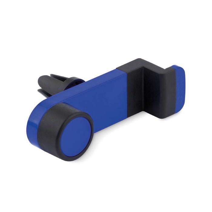 Uchwyt na telefon Porta Car - niebieski