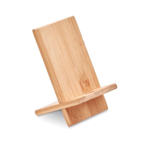 Suport pt. telefon de bambus Whippy