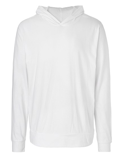 Unisex Jersey Hoodie - White / XXL
