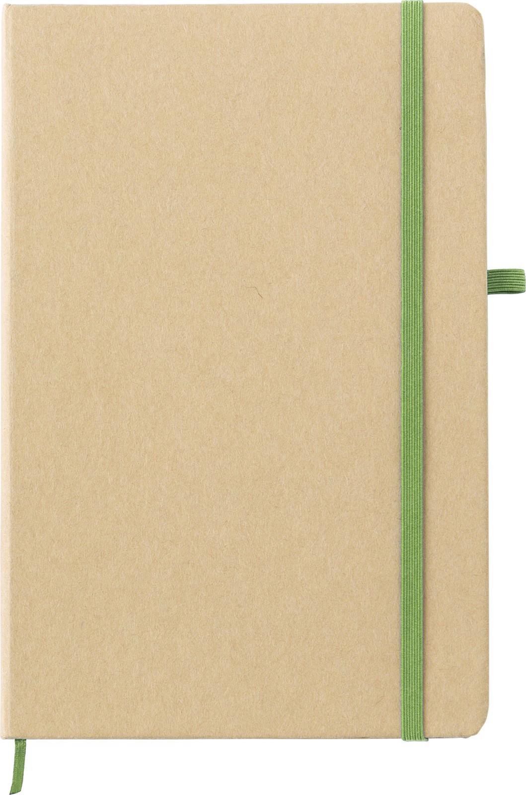Stonepaper notebook - Green