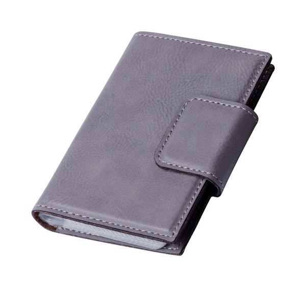 Card Holder Kunlap - Dark Grey