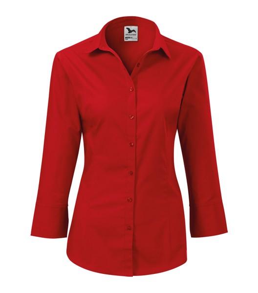 Košile dámská Malfini Style - Červená / M