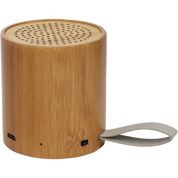 "Altavoz Bluetooth® de bambú ""Lako"""