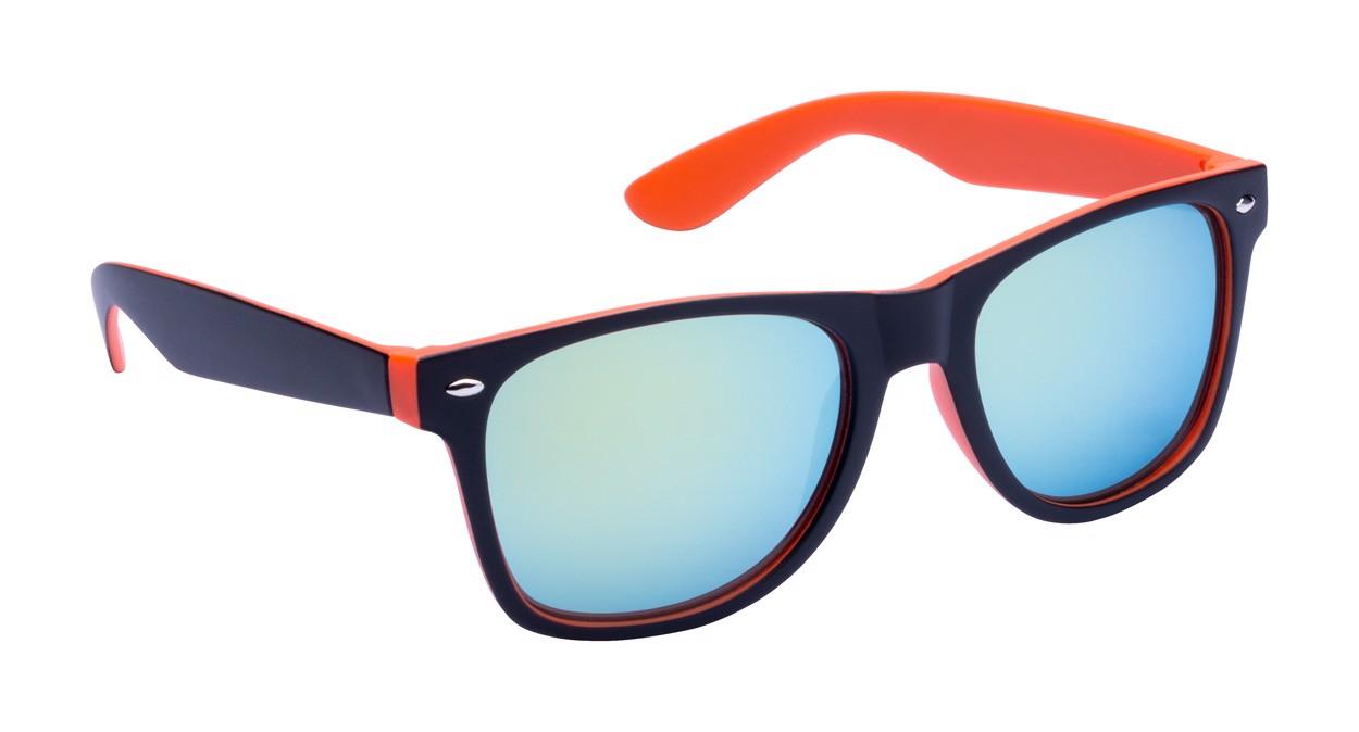 Ochelari De Soare Gredel - Portocaliu / Negru