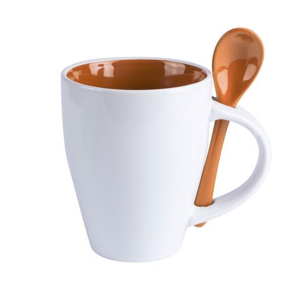 Mug Cotes - Orange