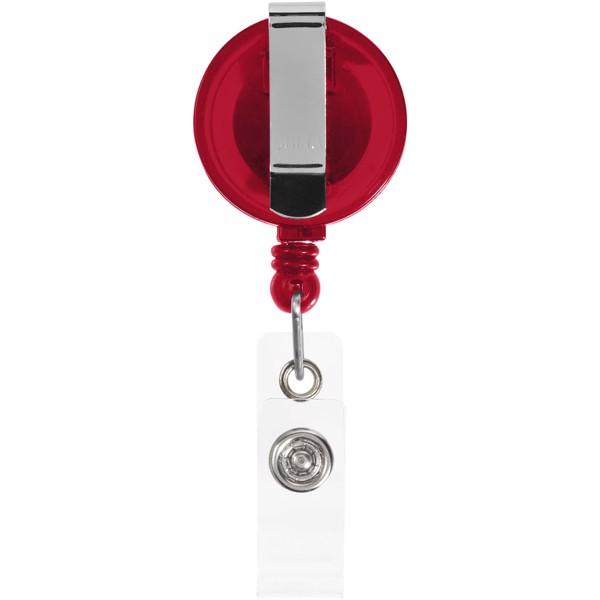 Lech roller clip - Red