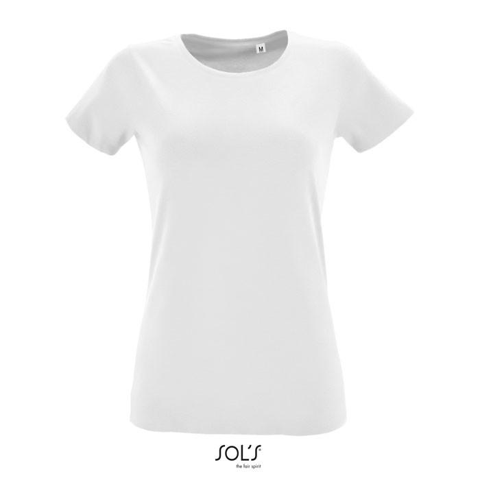 REGENT F WOMENT-SHIRT 150g Regent Fit Women - White / M