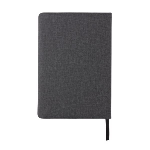 Kvalitní poznámkový blok A5 s kapsou na telefon