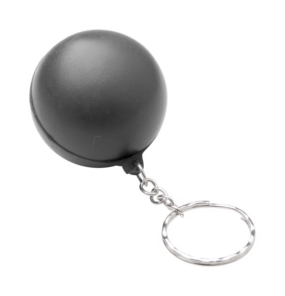 Antistress Keyring Calm - Black