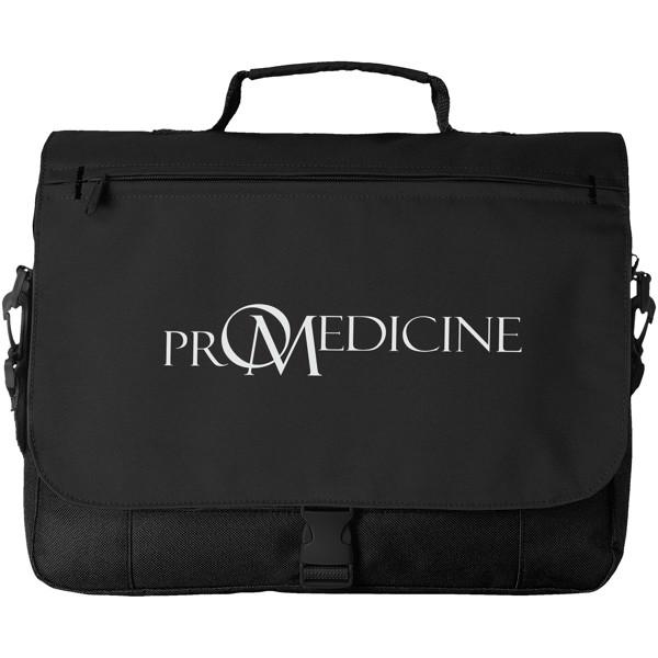 Konferenční taška Pittsburgh - Černá