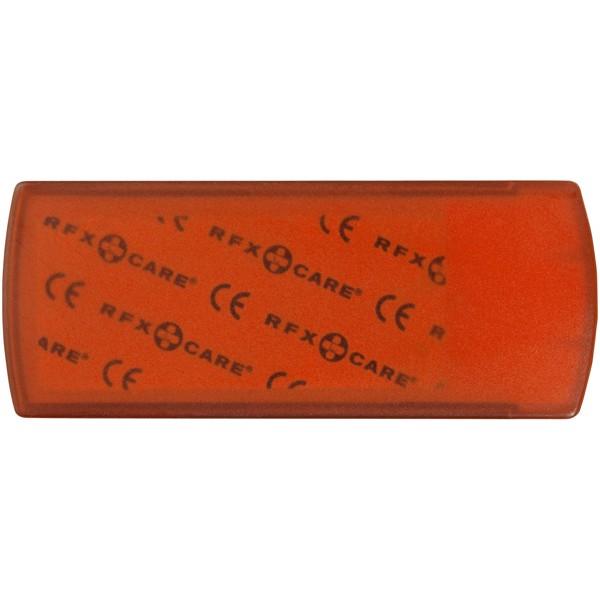 5-elementowy zestaw plastrów Christian - Pomarańczowy