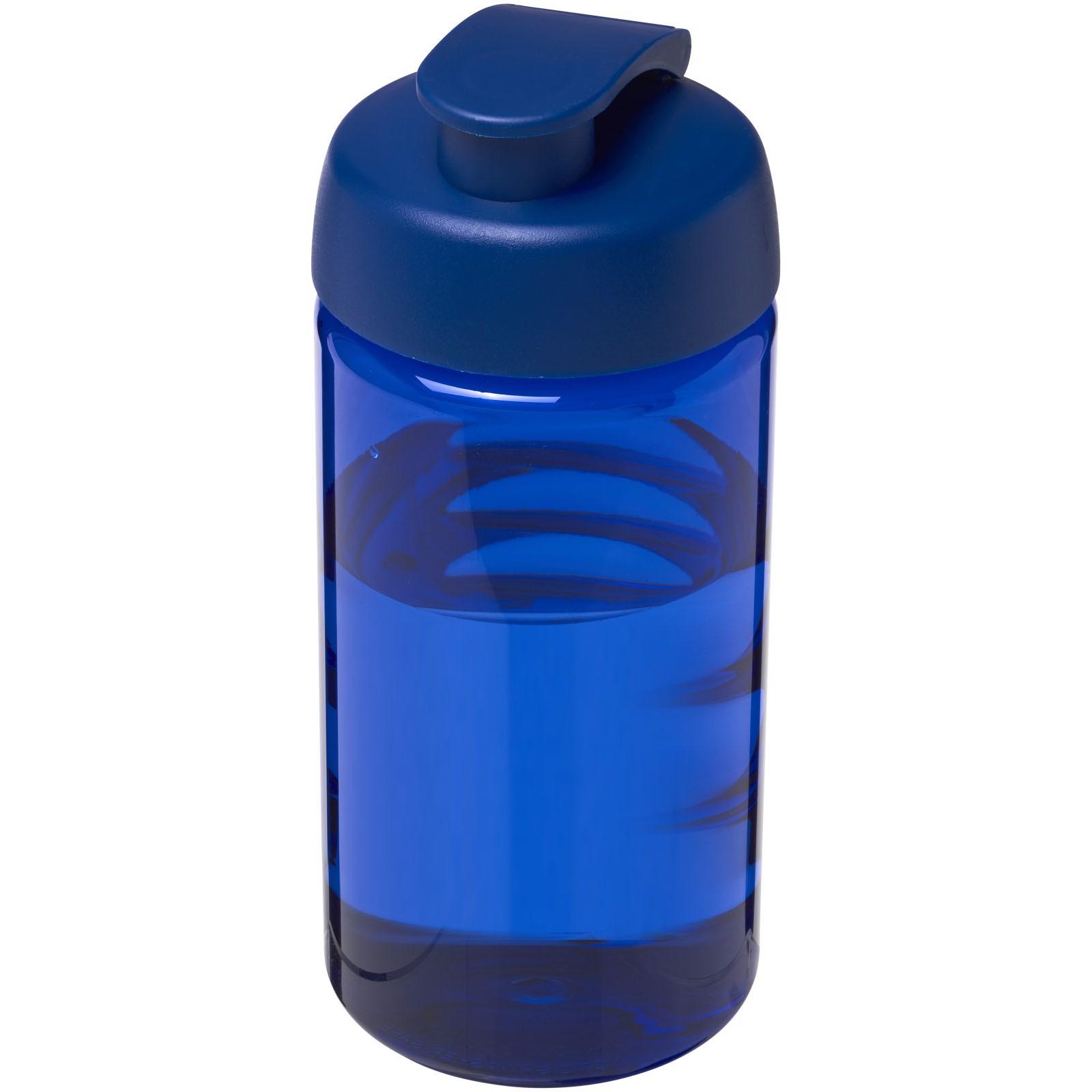 H2O Bop® 500 ml flip lid sport bottle - Blue