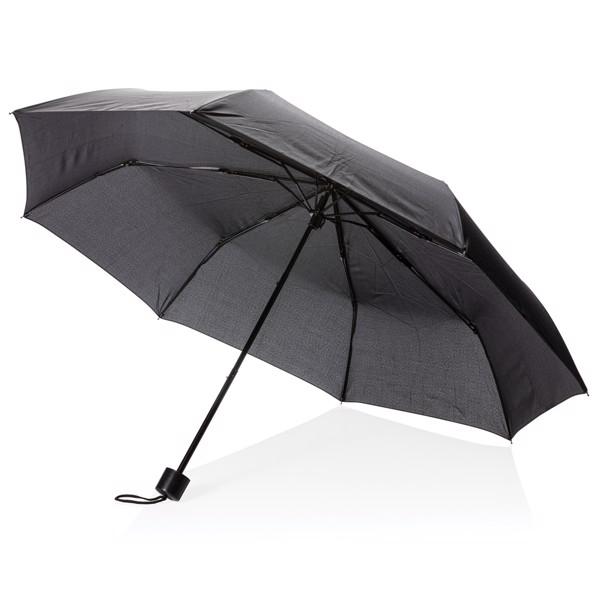 """21"""" manuální deštník s taškou"""