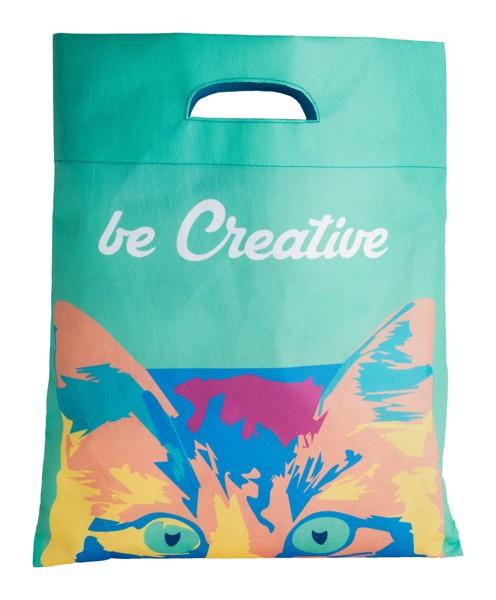 Nákupní Taška Z Netkané Textilie Na Zakázku SuboShop Zero - Bílá