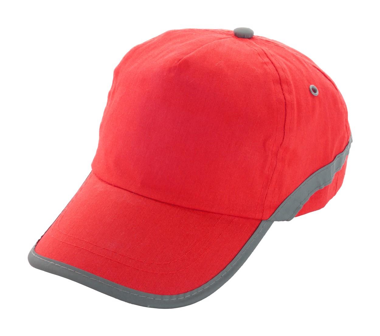 Baseballová Čepice Tarea - Červená