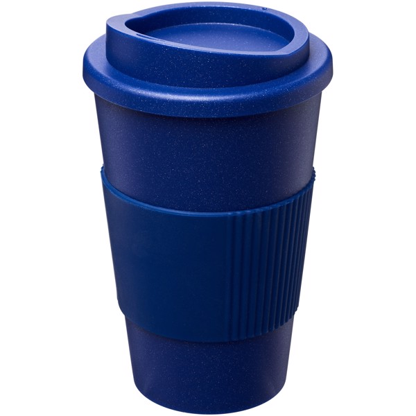Americano® Midnight grip 350 ml insulated tumbler - Blue