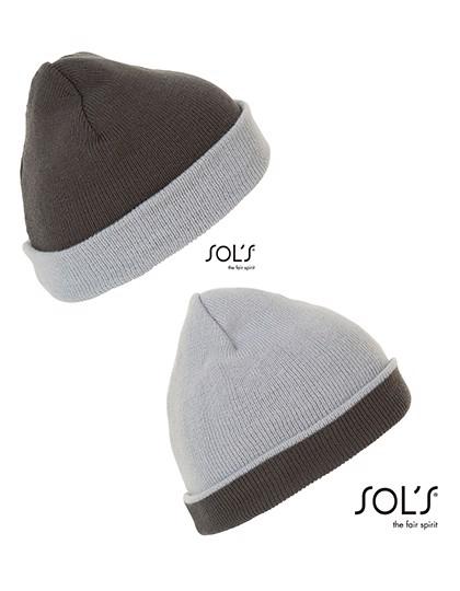 Bonus Hat - Pure Grey / Dark Grey / One Size