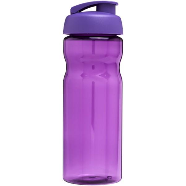 H2O Base® 650 ml flip lid sport bottle - Purple