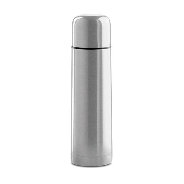 Double wall flask 500 ml Chan - Matt Silver