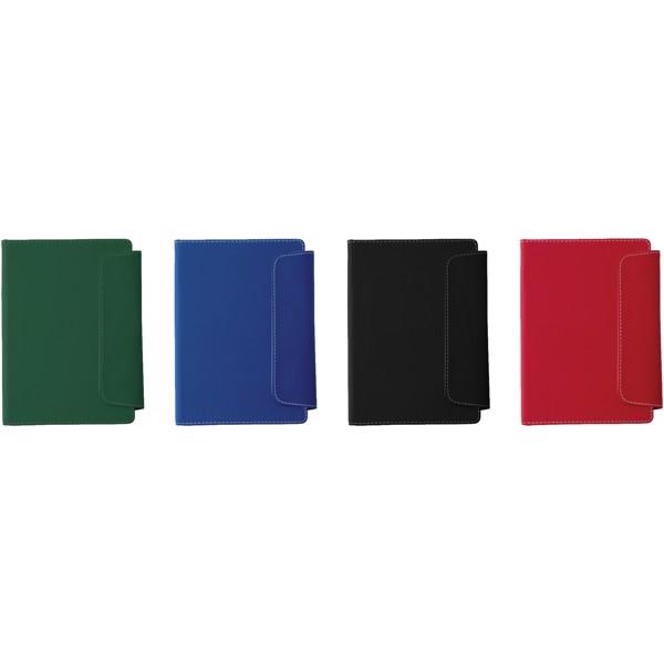 Horsens A5 Notizbuch mit Stylus Kugelschreiber - Blau