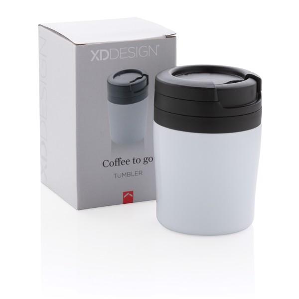 Coffee to go ivópohár - Fehér