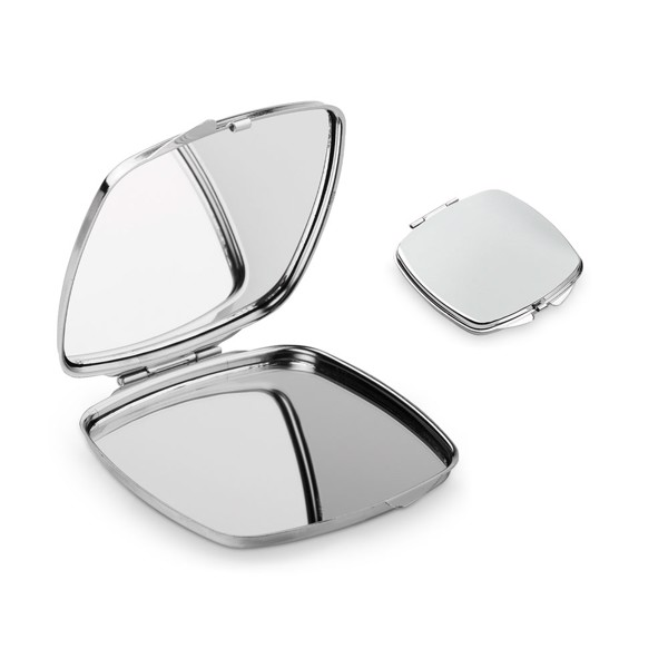 SHIMMER. Double make-up mirror