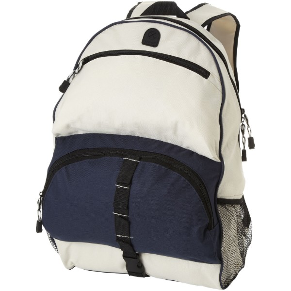 Utah backpack - Navy / Off white
