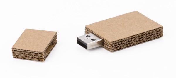 USB de cartón 2.0, 16GB