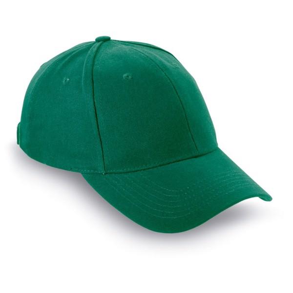 Czapka baseballowa Natupro - zielony