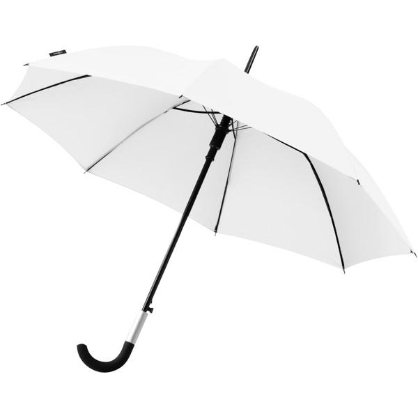 """Arch 23"""" auto open umbrella - White"""