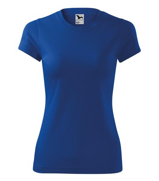 T-shirt women's Malfini Fantasy - Royal Blue / 2XL