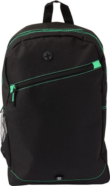Polyester (600D) backpack - Green
