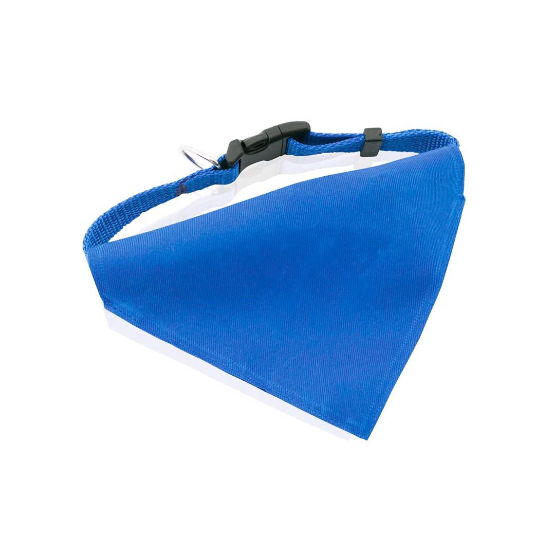 Collar Bandana Roco - Azul