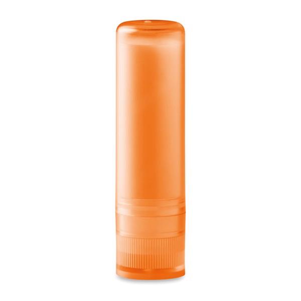 Lip balm Gloss - Transparent Orange