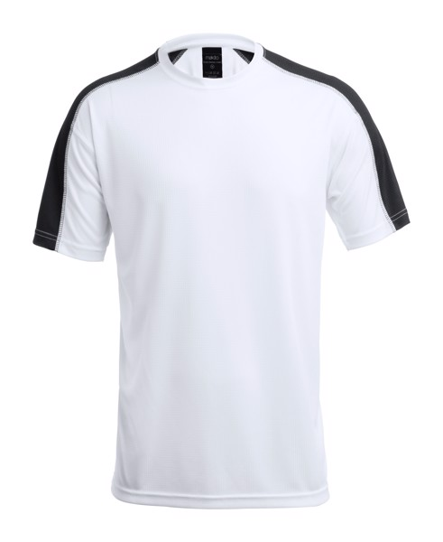 Sport T-Shirt Tecnic Dinamic Comby - Black / White / M