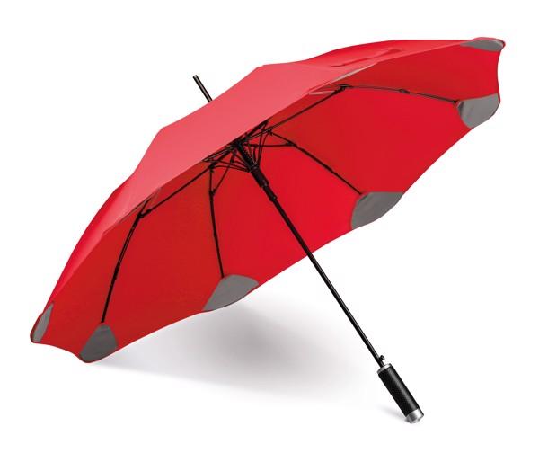 PULLA. Ομπρέλα με αυτόματο άνοιγμα - Κόκκινο