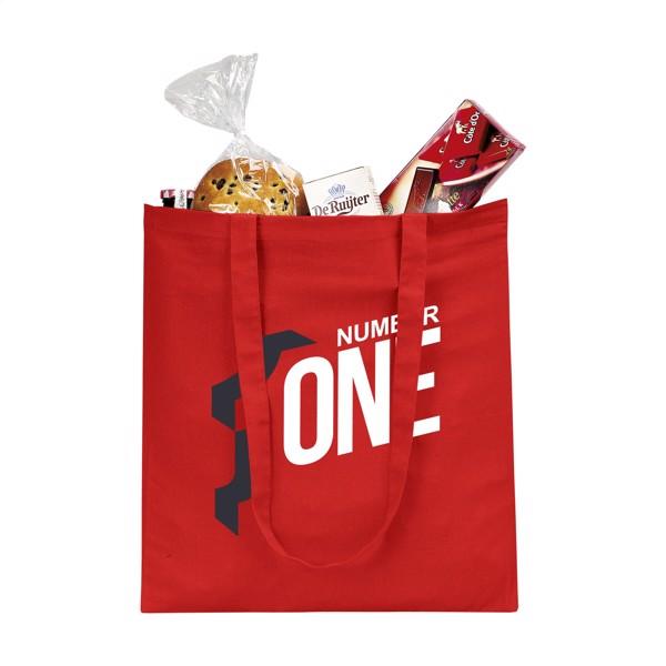 Shoppy Colour Bag cotton bag - Red