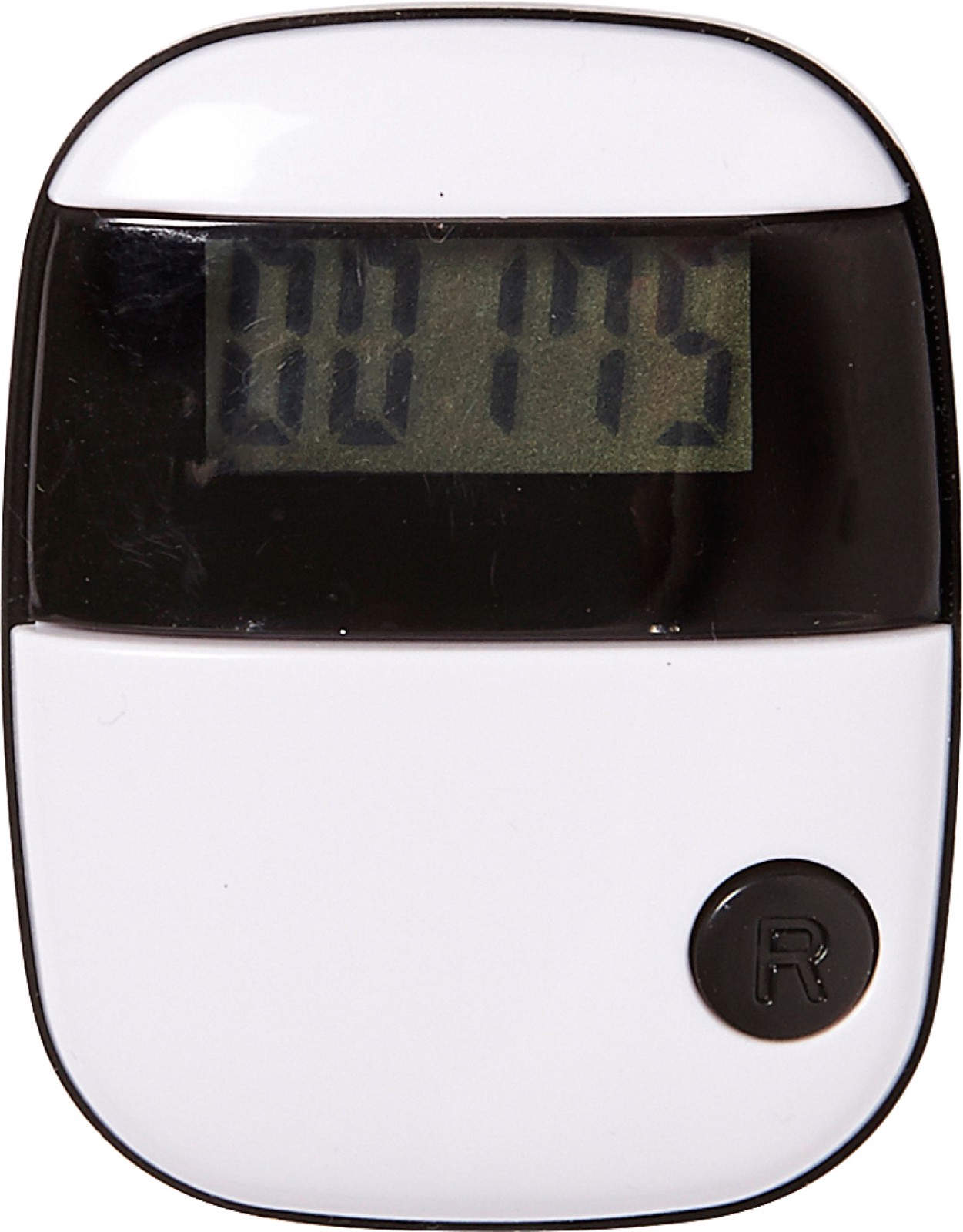 ABS pedometer - Black / White