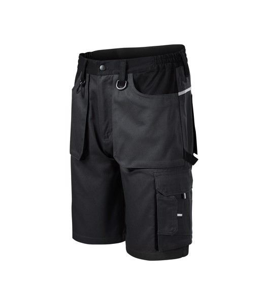 Shorts Gents Rimeck Woody - Ebony Gray / 2XL