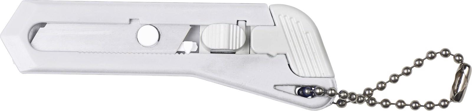 ABS hobby knife - White