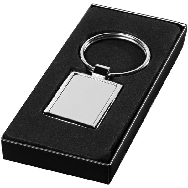 Obdélníkový přívěsek na klíče