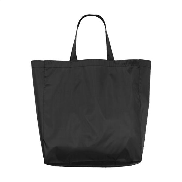 Foldy foldable shopping bag - Black