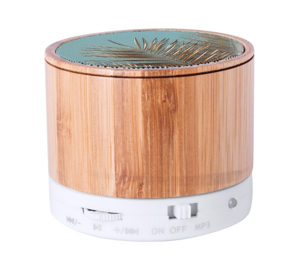 Bluetooth Reproduktor Kaltun - Přírodní