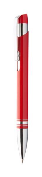 Kuličkové Pero Isac - Červená
